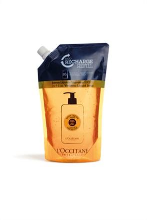 L'Occitane Shea Verbena Liquid Soap Eco Refill 500 ml
