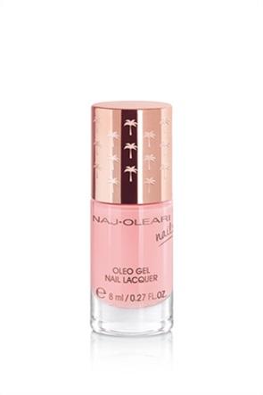 Naj-Oleari Oleo Gel Nail Lacquer 10 Frosty Pink 8 ml