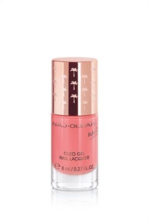 Naj-Oleari Oleo Gel Nail Lacquer 12 Flamingo Pink 8 ml