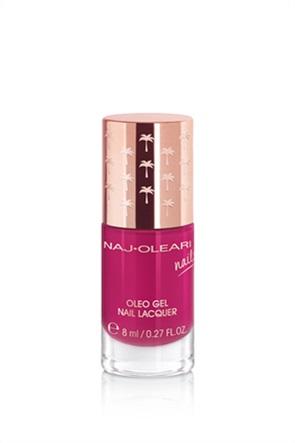Naj-Oleari Oleo Gel Nail Lacquer 17 Raspberry 8 ml