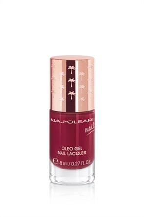Naj-Oleari Oleo Gel Nail Lacquer 24 Cherry Red 8 ml