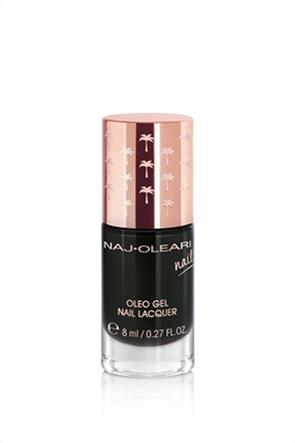 Naj-Oleari Oleo Gel Nail Lacquer 26 Black 8 ml