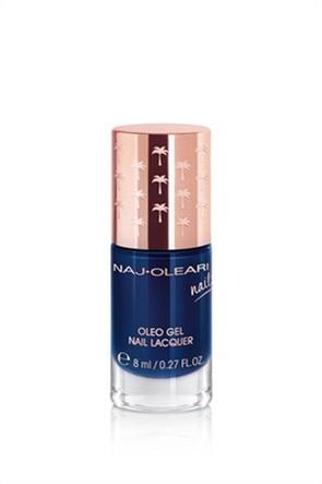 Naj-Oleari Oleo Gel Nail Lacquer 27 Ocean Blue 8 ml