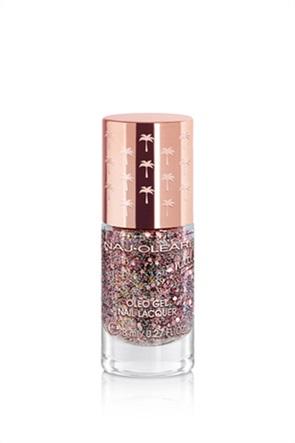 Naj-Oleari Oleo Gel Nail Lacquer 30 Pink Glitter 8 ml