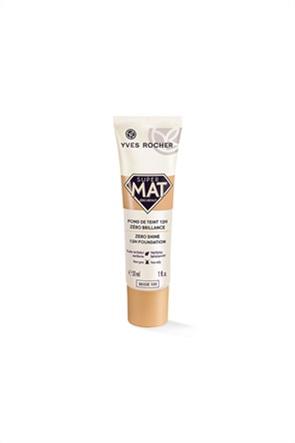 Yves Rocher Zero Defaut Mat Foundation Tube 100 Beige 30 ml