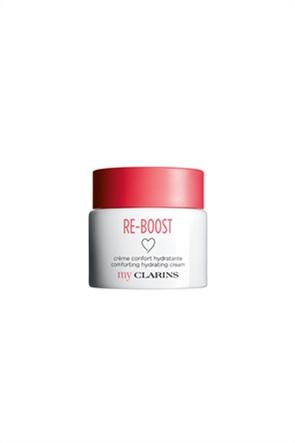 Clarins RE-BOOST Comforting Hydrating Cream για ξηρό δέρμα 50 ml