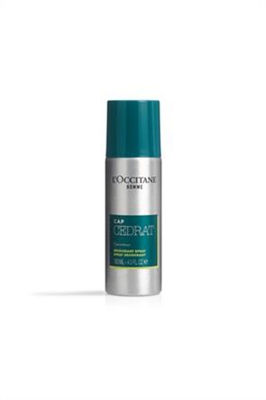 L'Occitane Cap Cedrat Spray Deodorant 130 ml