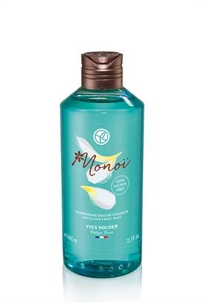 Yves Rocher Monoi Gentle Hair & Body Wash 400 ml