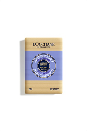 L'Occitane Shea Lavender Extra-Gentle Soap 250 gr