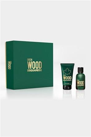 Dsquared2 Green Wood Eau de Toilette 30 ml + Perfumed Bath & Shower Gel 50 ml