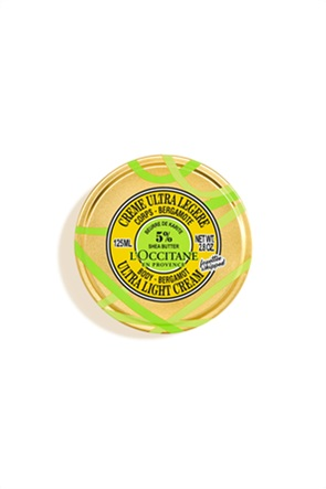L'Occitane Shea Bergamot Ultra Light Body Cream 125 ml