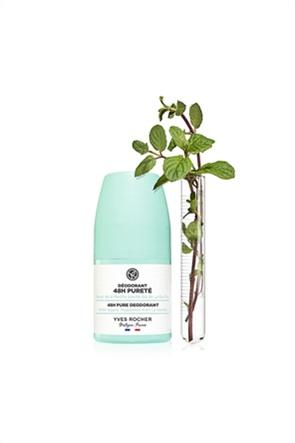 Yves Rocher 48H Pureness Deodorant  Roll On 50 ml