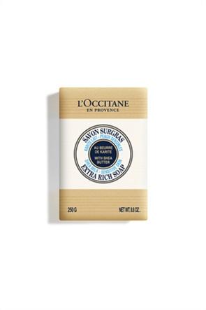 L'Occitane Shea Milk Sensitive Skin Extra Rich Soap 250 gr
