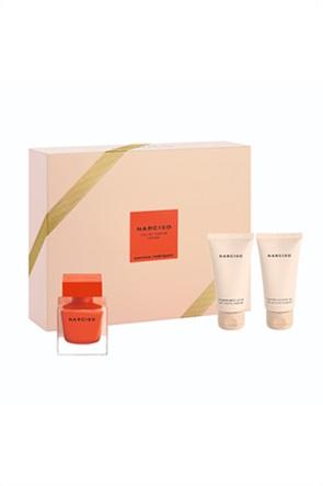 Narciso Rodriguez Narciso Rouge Xmas Set 2020 Eau de Parfum 50 ml + Body Lotion 50 ml + Shower Gel 50 ml