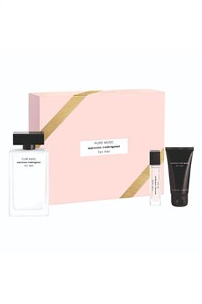 Narciso Rodriguez Pure Musc Xmas Set 2020 Eau de Parfum 100 ml + 10 ml + Body Lotion 50 ml