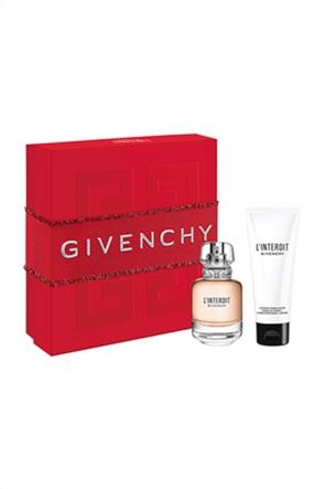 Givenchy L'Interdit Eau de Toilette 50 ml & Body Lotion 75 ml Xmas20