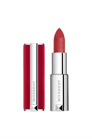 Givenchy Le Rouge Deep Velvet Powdery Matte Lipstick No 27 Rouge Infusé