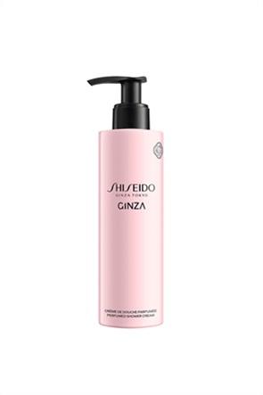 Shiseido Ginza Perfumed Shower Cream 200 ml