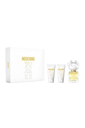 Moschino Set Toy Boy 2 Eau de Parfum 50 ml + Bath & Shower Gel 50 ml + Body Lotion 50 ml Spring 2021