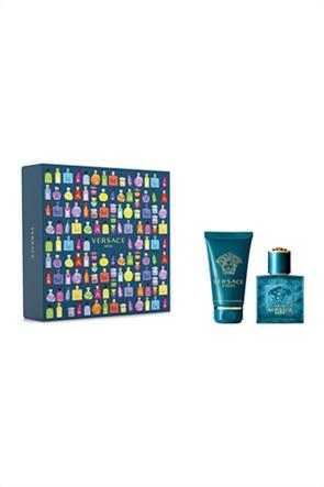 Versace Set Eros Pour Homme Eau de Toilette 30 ml +  Bath & Shower Gel 50 ml Spring 2021