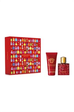 Versace Set Eros Flame Eau de Parfum 30 ml + Bath & Shower Gel 50 ml Spring 2021