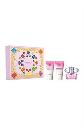 Versace Set Bright Crystal Eau de Toilette 50 ml + Bath & Shower Gel 50 ml + Body Lotion 50 ml Spring 2021