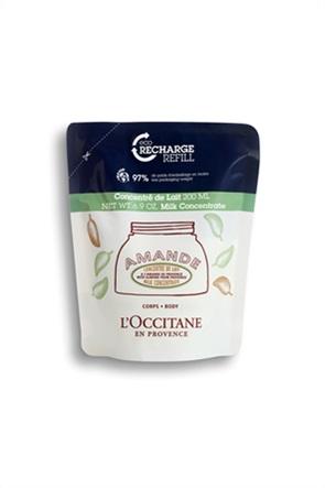 L'Occitane Almond Milk Concentrate Eco-Refill 200 ml