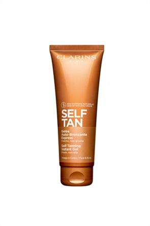 Clarins Self Tanning Instant Gel 125 ml
