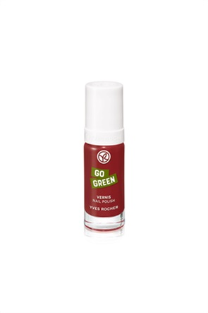 Yves Rocher Go Green Nail Polish 08 Gingembre Rouge 5 ml