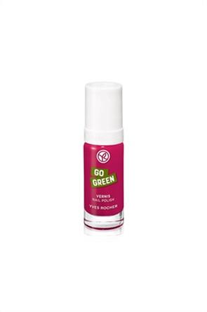 Yves Rocher Go Green Nail Polish 12 Rose Fuchsia 5 ml