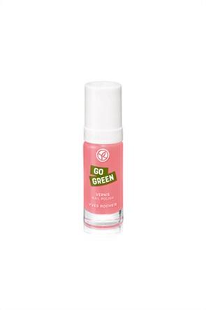 Yves Rocher Go Green Nail Polish 18 Rose Nenuphar 5 ml