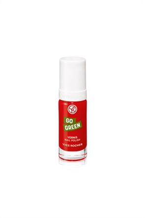 Yves Rocher Go Green Nail Polish 22 Rouge Garance 5 ml