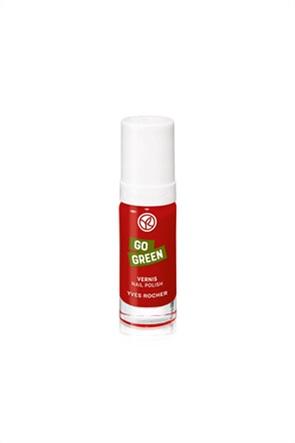 Yves Rocher Go Green Nail Polish 23 Rouge Amaryllis 5 ml