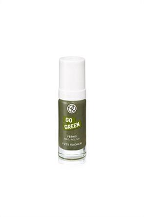 Yves Rocher Go Green Nail Polish 30 Vert Olivier 5 ml