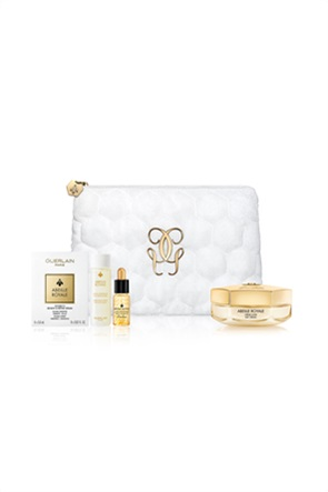Guerlain Abeille Royale Set Fortifying Lotion 15 ml & Youth Watery Oil 5 ml & Double R Renew & Repair Serum 8 x 0.6 ml & Day Cream 50 ml