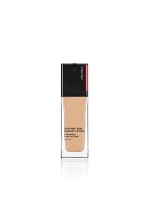 Shiseido Synchro Skin Radiant Lifting Foundation 310 Silk 30 ml