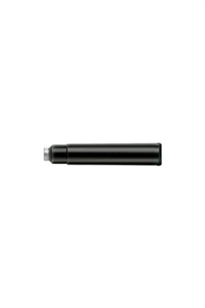 Faber-Castell ανταλλακτικές αμπούλες μελάνης για πένες Μαύρο (6 τεμάχια)