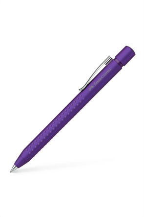 Faber-Castell Στυλό Διαρκείας Grip 2011 Βιολετί