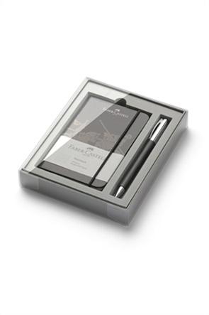 Faber-Castell Σετ Ambition Στυλό + Ατζέντα