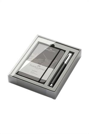 Faber-Castell Σετ Ambition Roller + Ατζέντα