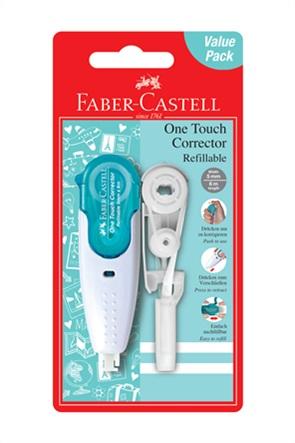 Faber-Castell Σετ διορθωτική ταινία και ανταλλακτικό One Touch Corrector