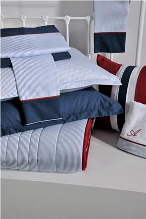"""DOWN TOWN Home Σετ μαξιλαροθήκες για μαξιλάρια ύπνου με ριγέ σχέδιο """"700"""" 52 x 75 cm"""