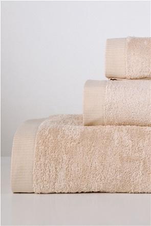 DOWN TOWN Home Σετ πετσέτες μπάνιου LotusPoudre (3 τεμάχια)