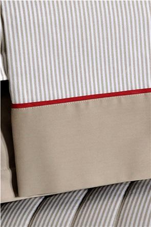 """DOWN TOWN Home Σετ μαξιλαροθήκες για μαξιλάρια ύπνου με ριγέ σχέδιο """"702"""" 52 x 75 cm"""