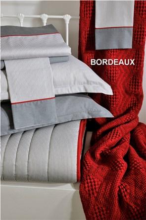 "DOWN TOWN Home κουβέρτα υπέρδιπλη με ανάγλυφο σχέδιο ""871"" 230 x 260 cm"