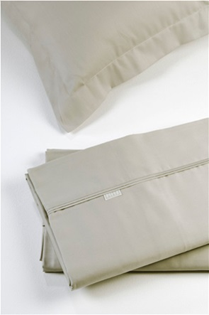 "DOWN TOWN Home Σετ μαξιλαροθήκες για μαξιλάρια ύπνου με διπλό ρέλι ""S39"" 52 x 75 cm"