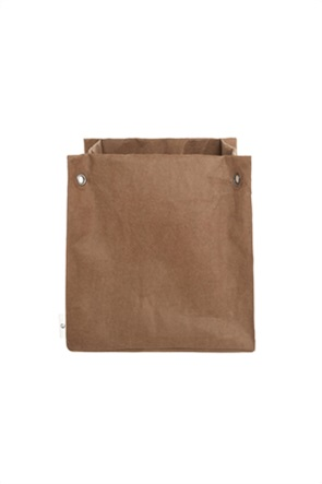 Coincasa καλάθι Essential® από ανακυκλωμένο υλικό 31x30x30 cm