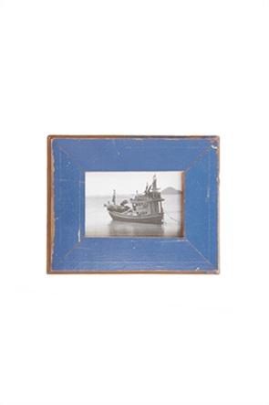 Coincasa κορνίζα με ξύλινο πλαίσιο 15 x 15 cm