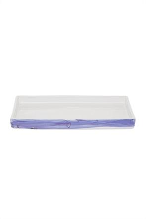 Coincasa κεραμικό πιατάκι για την θήκη του κρεμοσάπουνου 19 x 12 cm