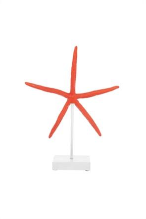 Coincasa διακοσμητικό σταντ αστερίας 37 cm